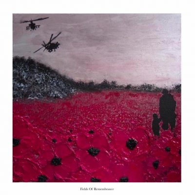 Fields of Remembrance - by Jacqueline Hurley