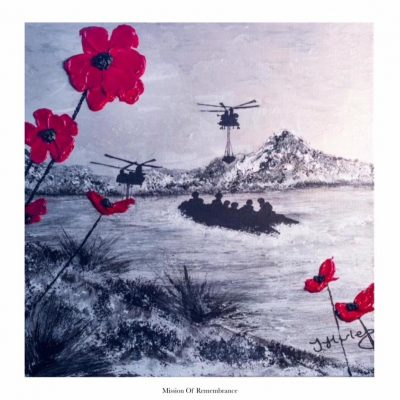 Mission of Remembrance - by Jacqueline Hurley