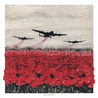 Raid of Remembrance - by Jacqueline Hurley