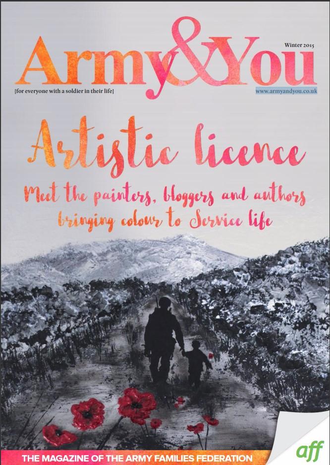 Army&You Magazine, Winter 2015