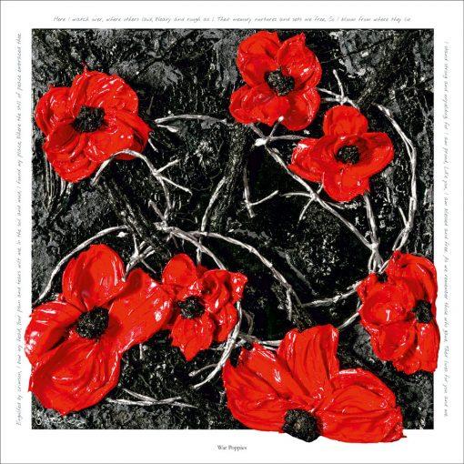 War Poppies, Open Edition