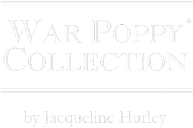e268849e63 The War Poppy Collection | remembrance art by Jacqueline Hurley