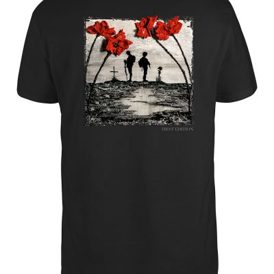 Remember And Reflect T-Shirt, back