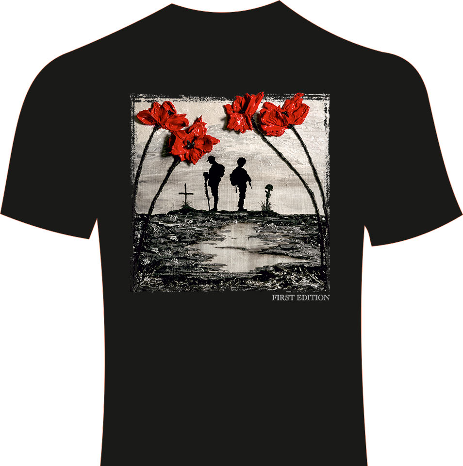 The War Poppy Collection - Merchandise