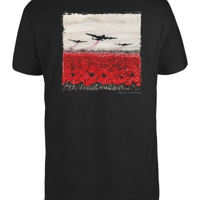 Raid Of Remembrance T-Shirt, back