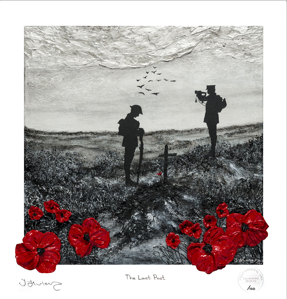 The Last Post, Signed Limited Edition