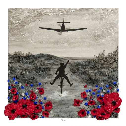 Victory, Open Edition Print