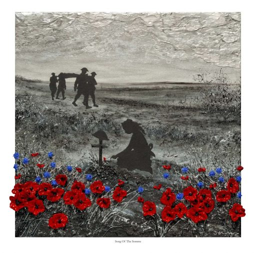 Song Of The Somme, Open Edition Print