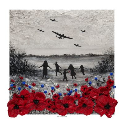 """""""Tell Them Of Us"""", Open Edition Print"""