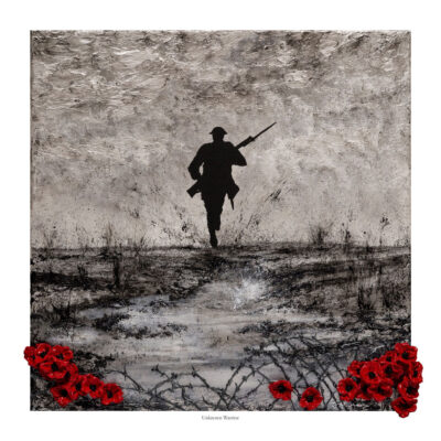 'Unknown Warrior', Open Edition Print