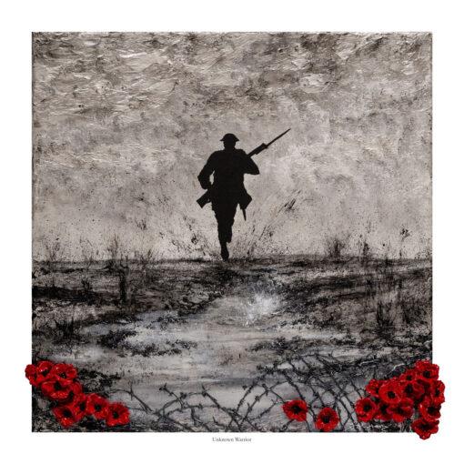 'Unknown Warrior', Open Edition Print