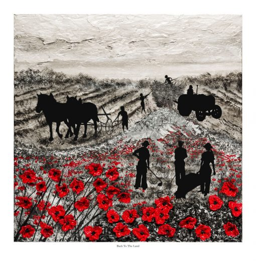 'Back To The Land', Open Edition Print